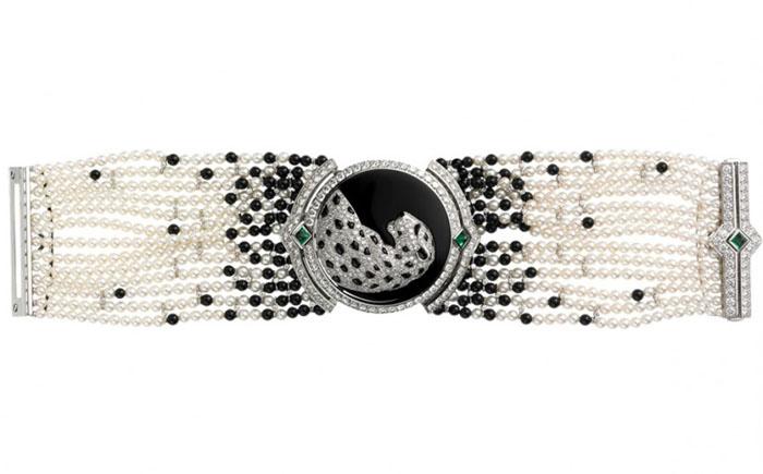 Часы Secret Panther от Cartier