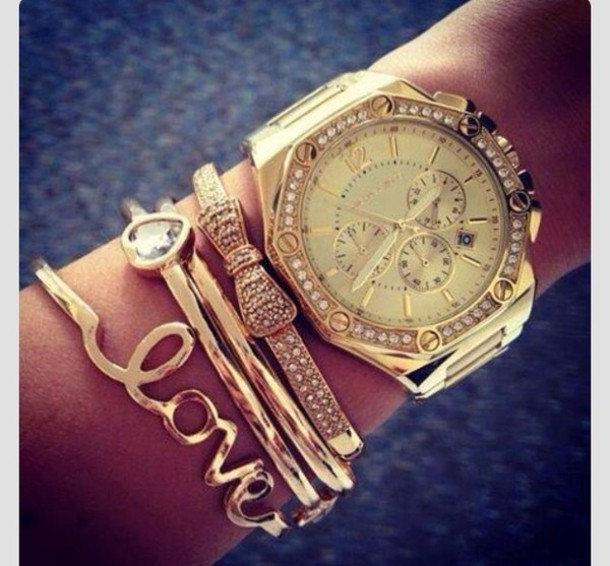 часы+браслет