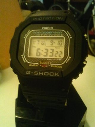 Часы Casio G-Shock DW-5300